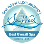Spa Week Luxe Awards Best Overall Spa Spring 2011